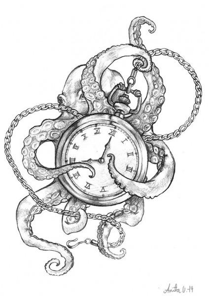 Polvo Relógio
