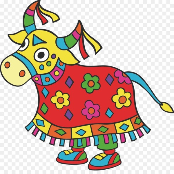 Cattle Ox Bumba Meu Boi Drawing Clip Art