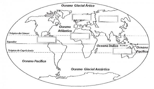 Mapa Mundi Para Colorir – Pampekids Net