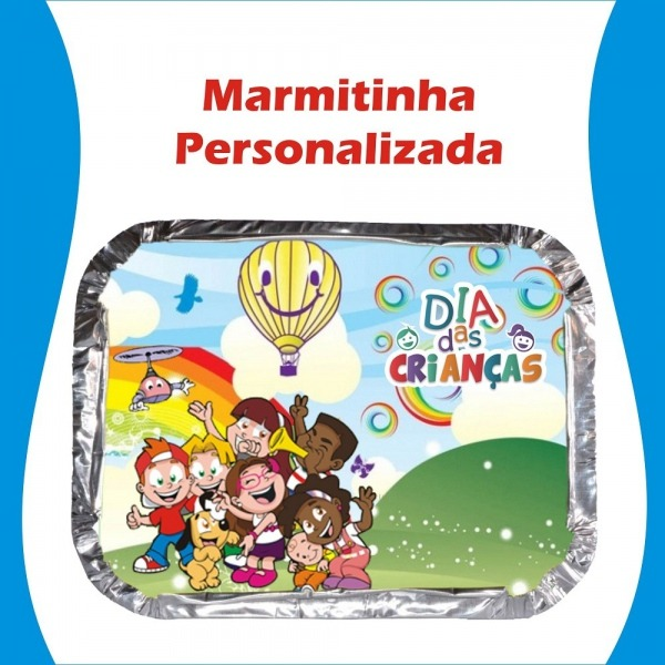 Marmitinha Para O Dia Das Crianças No Elo7