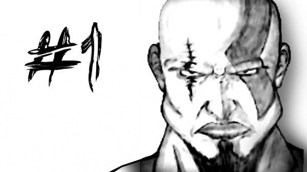 Como Desenhar Kratos(god Of War) Concept Art