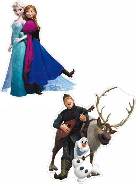 Decoração De Festa Frozen, Aniversário Frozen