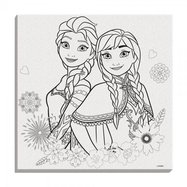 Kit De Pintura Disney