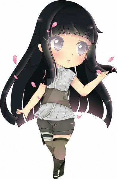 Hinata Looking As Cute As Ever!😍