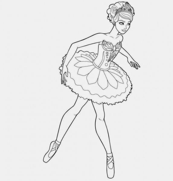 Melhor De Desenhos Para Colorir De Barbie Em Vida De Sereia 2