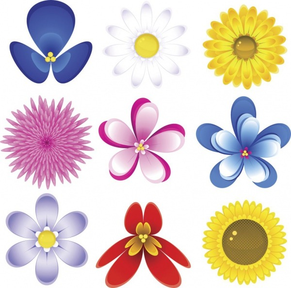 Resultado De Imagen Para Flores Para Imprimir
