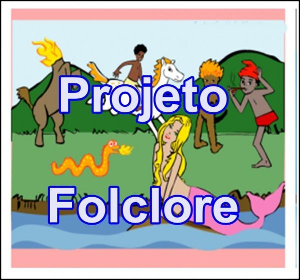 Compartilhando Ideias  Projeto Folclore