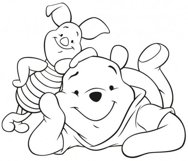Desenhos Disney Para Imprimir E Colorir
