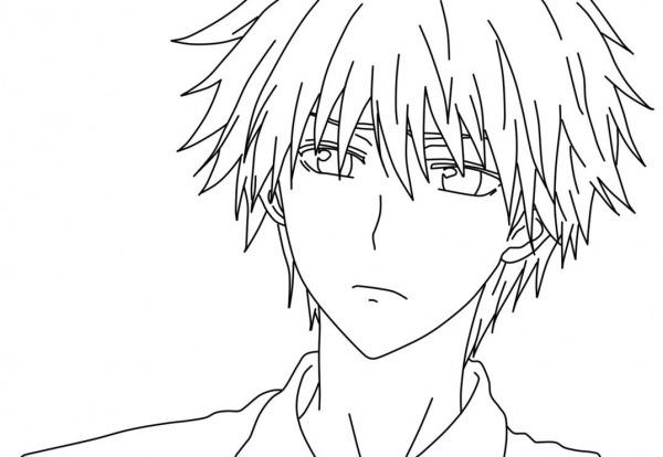 Desenhos Manga Para Pintar Desenhos Manga Para Colorir – Pampekids Net