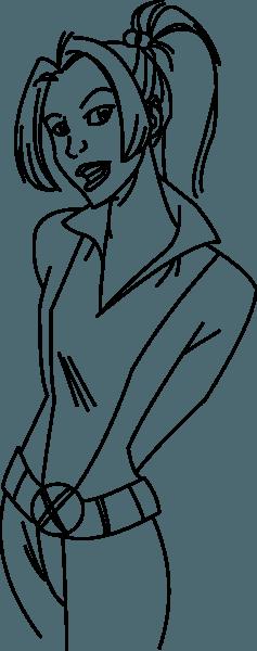 Desenhos Para Colorir X Men – Pampekids Net