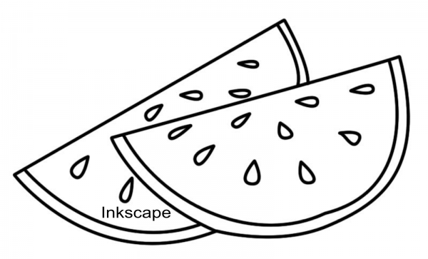 Desenhos De Legumes E Verduras Para Colorir – Pampekids Net