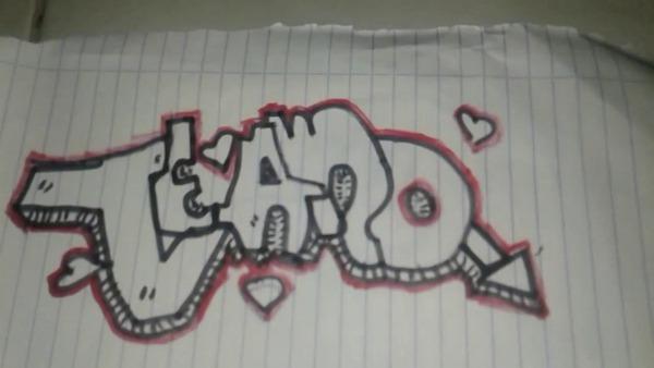 Desenhos De Amor Para Desenhar No Caderno