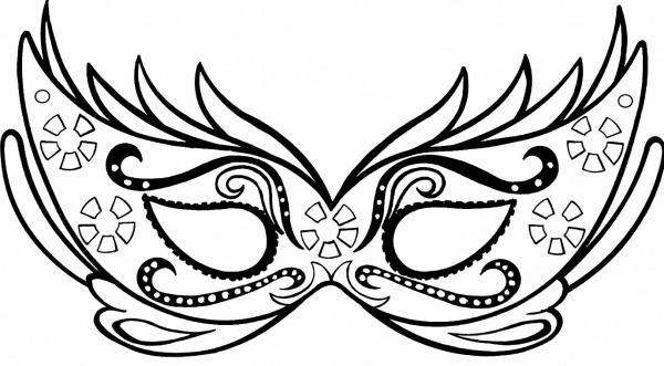Passo A Passo  Aprenda A Fazer Máscaras De Carnaval Em Eva