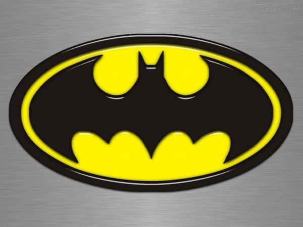 Desenho Do Simbolo Do Batman Para Colorir – Pampekids Net