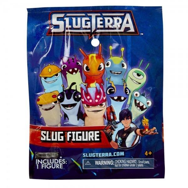 Slugterra 01 Boneco Surpresa, Playtoy Brinquedos