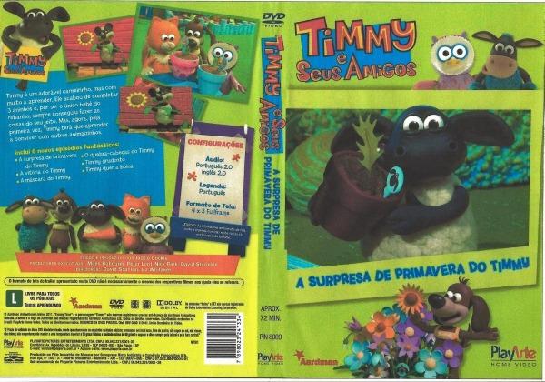 Jocapas  Timmy E Seus Amigos A Surpresa De Primavera Do Timmy