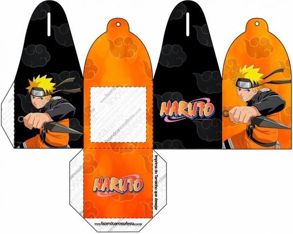 Naruto  Cajas Para Imprimir Gratis