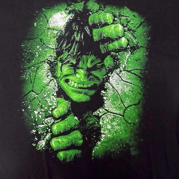 Camiseta Filme Desenho Personagem Incrível Hulk Herói Vilão