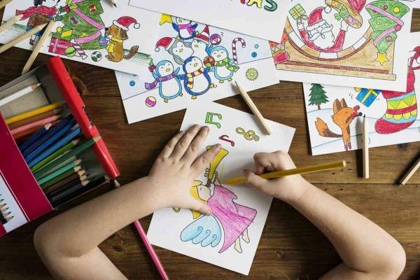 Como O Desenho Ajuda No Desenvolvimento Das Crianças