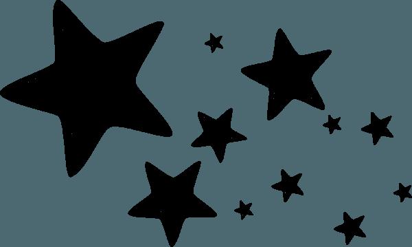 Desenho De Estrela Para Colorir E Imprimir