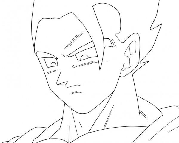 Desenhos De Goku – Matring Org