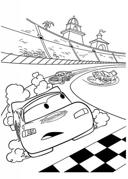 Desenhos Para Colorir Carros – Pampekids Net