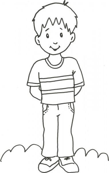 Desenhos Para Meninos Para Colorir