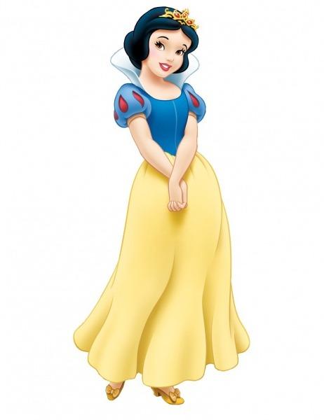 Dibujos Ideia Criativa  Princesas Disney Branca De Neve Desenho
