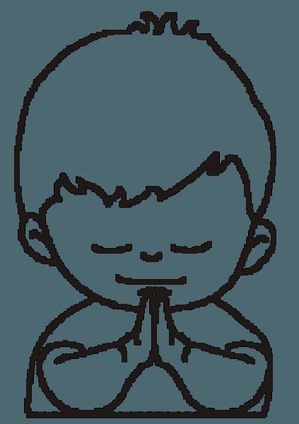 Figura De Menino Para Colorir – Pampekids Net