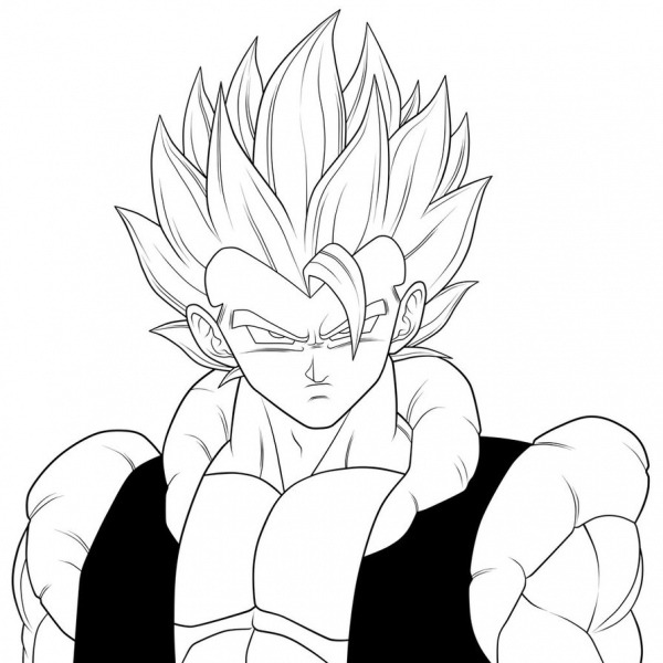 Dragon Ball Super Coloring Book