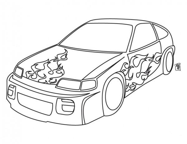 Jogos De Pintar Dos Carros