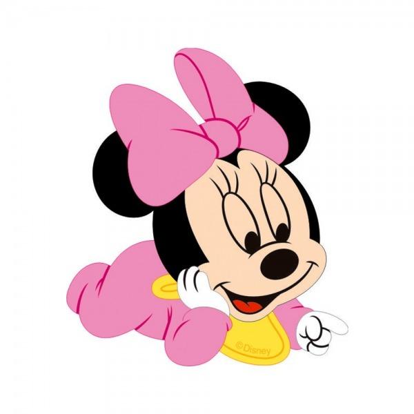 Mini Personagem Minnie Baby Eva 06un