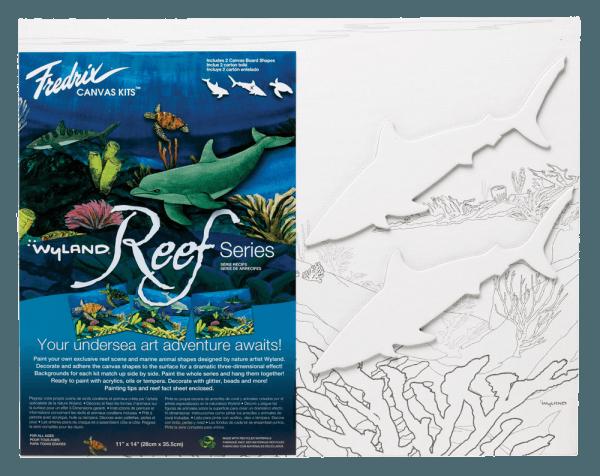 Fredrix Wyland Reef Series