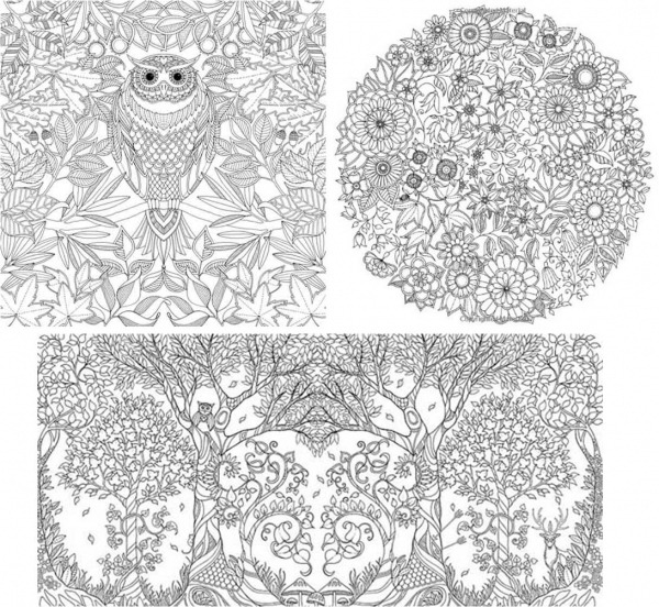 Desenhos Para Colorir Dificeis – Pampekids Net