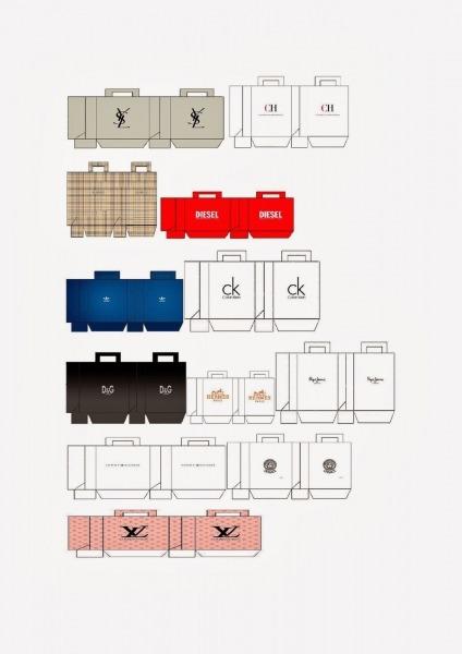 Bolsas Para Imprimir