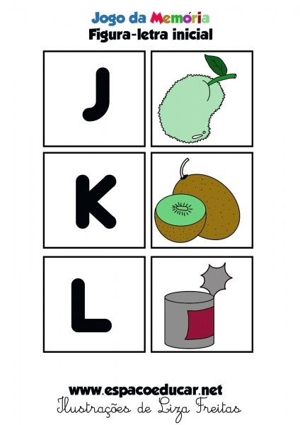 Jogo Educativo Para Imprimir, Brincar E Aprender! Em Dois Formatos