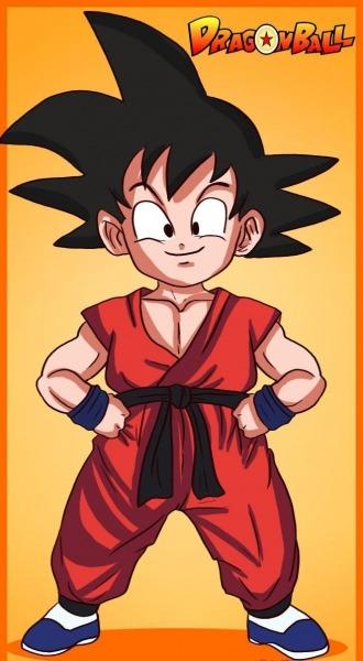 Como Desenhar O Goku De Dragon Ball (muito Fácil)