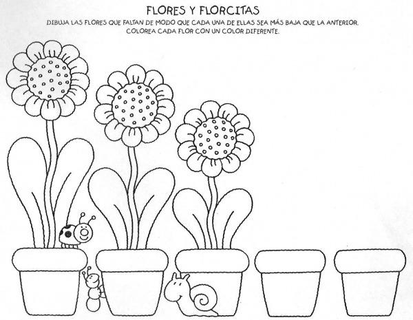 Desenhos De Girassol Para Colorir – Pampekids Net