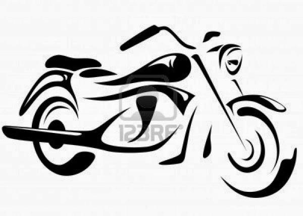 Imagens De Desenhos De Motos