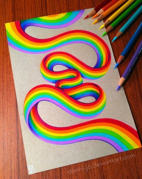 Rainbow Stripes By Dannii