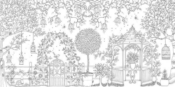 Livro Jardim Secreto – Pampekids Net