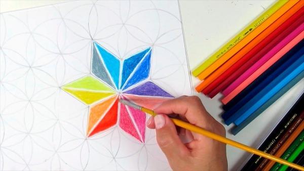 Como Desenhar Figuras Geométricas!