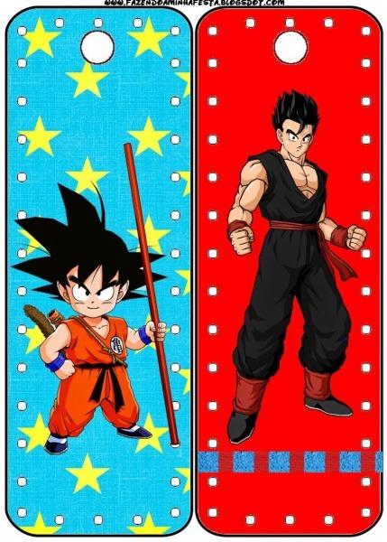 Dragon Ball Z Free Party Printables
