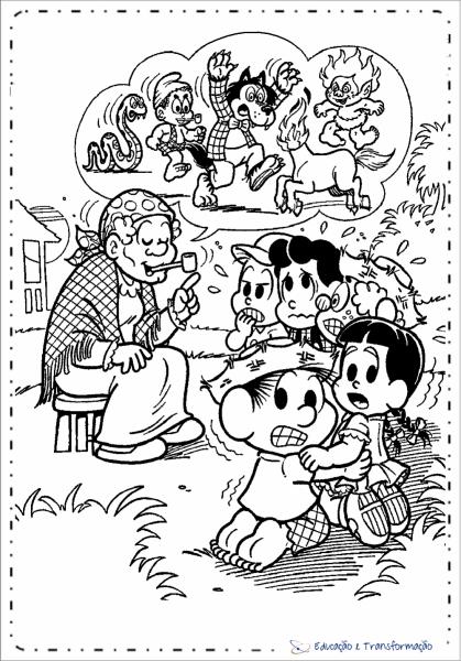 Personagens Do Folclore
