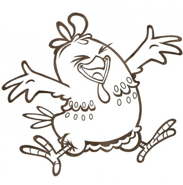 Desenho Do Relampago Mcqueen Para Imprimir – Pampekids Net