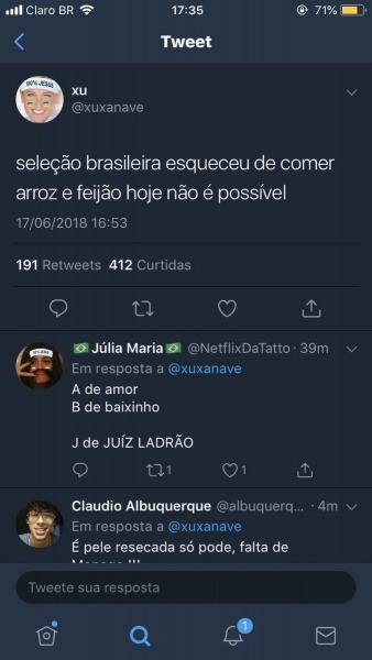 Xu On Twitter   A De Amor B De Baixinho C De Coração J De JuÍz LadrÃo