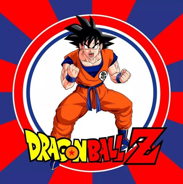 Kit Imprimible Dragon Ball Z Candy Bar Invitaciones Deco