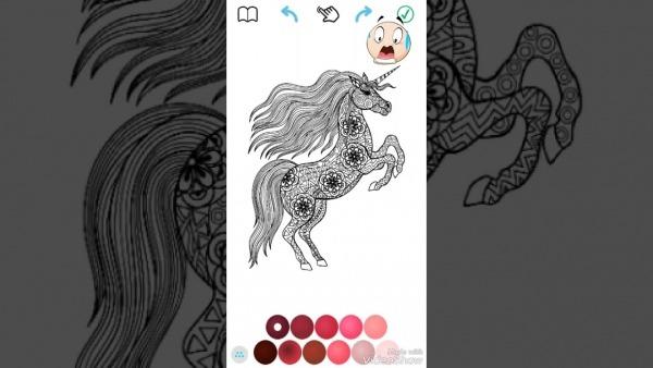 Top 10 Desenhos Mais Difíceis De Se Pintar No Celular
