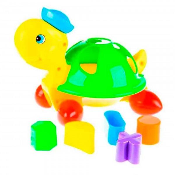 Fun Time, Tartaruga, Figuras De Encaixe