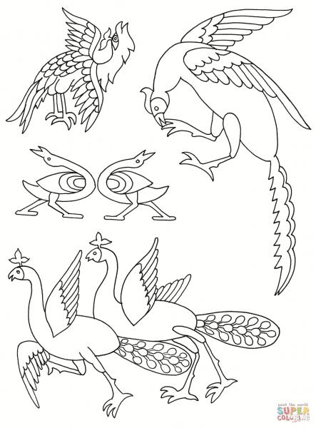 Desenhos De Desenhos Japoneses Para Colorir
